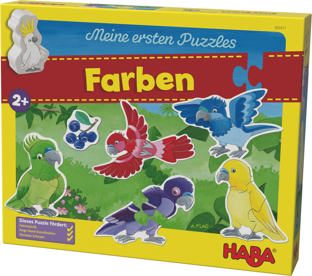 HABA My First Puzzles – Colours