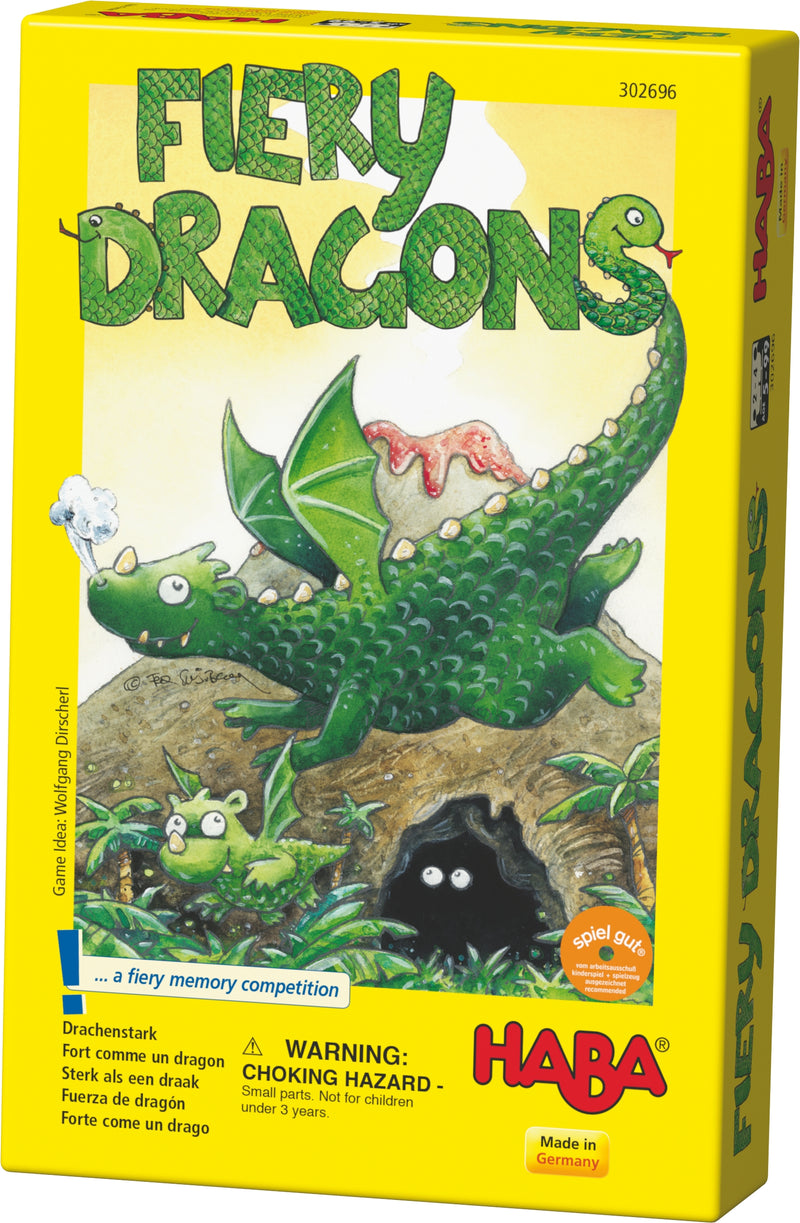 HABA Fiery Dragons