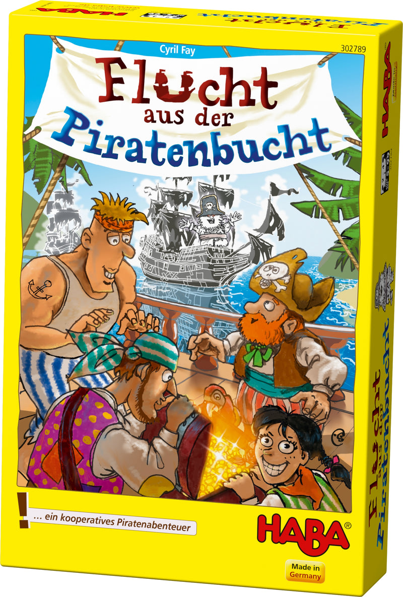 HABA Escape from Pirate Cove - Da Da Kinder Store