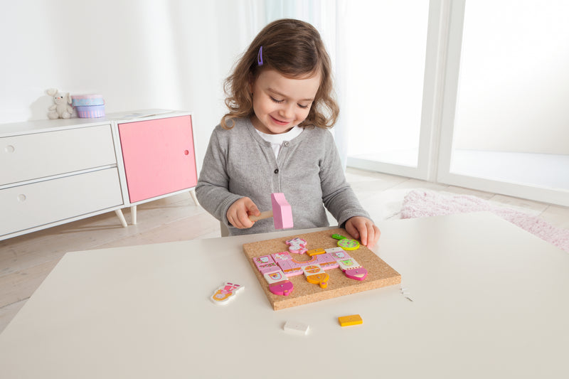 HABA Tack Zap game Fairy Tale Palace