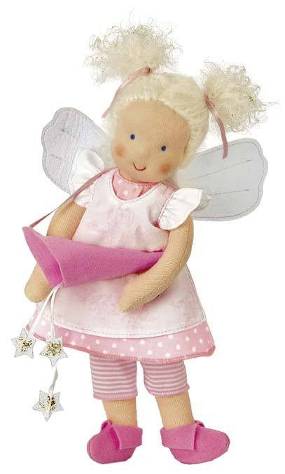 Kathe Kruse Waldorf Mini It's Me Angel Pink