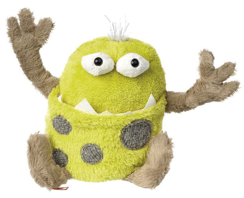 Sigikid Monster Plush Green Sweety - Da Da Kinder Store