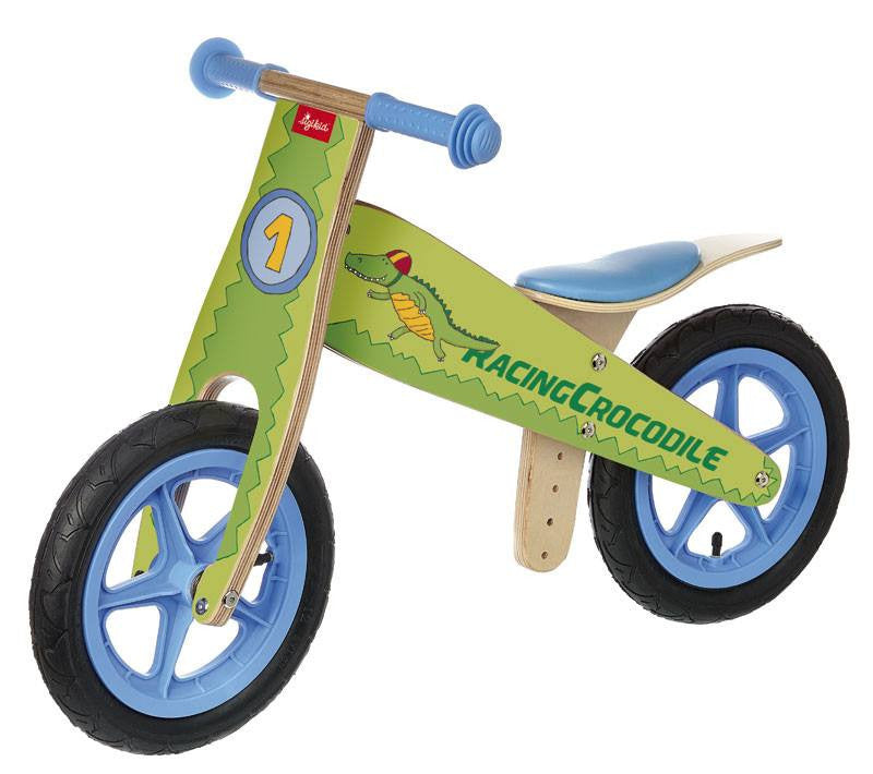 Sigikid Balance Bike Racing Crocodile