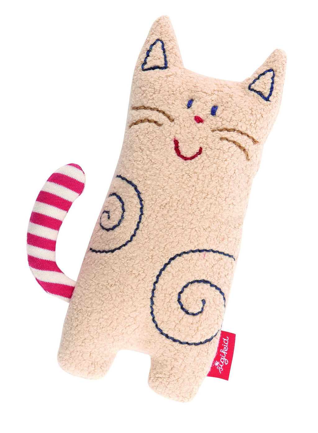 Sigikid Rattle Organic Cat