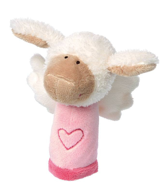 Sigikid Rattle Sheep Guardian Angel - Da Da Kinder Store