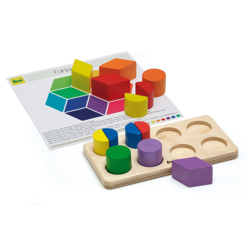 Erzi Theory Game Colour Mixing Maxi - Da Da Kinder Store