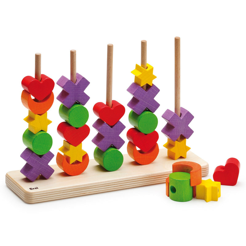Erzi Toys UK Stacking Board Harlekin