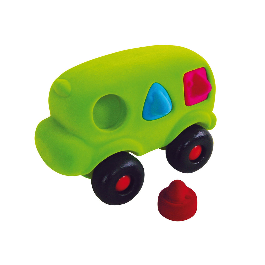Erzi Toys UK Rubbabue Motility Shape Bus