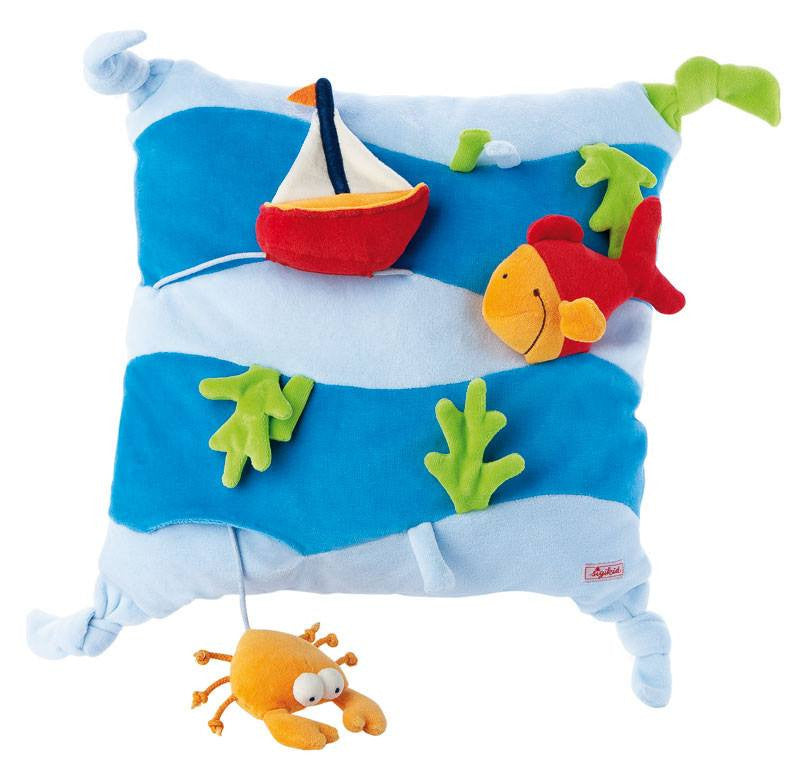 Sigikid Play Cushion Ocean