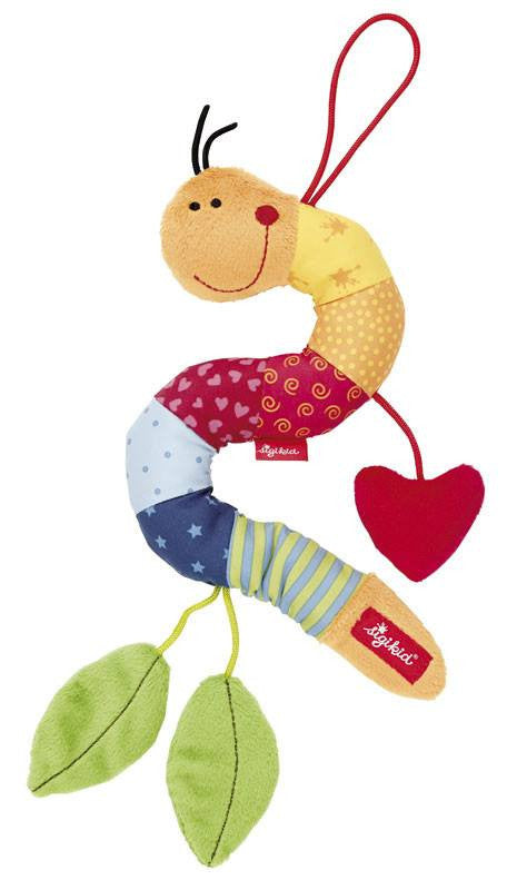 Sigikid Pendants Activity Caterpillar - Da Da Kinder Store