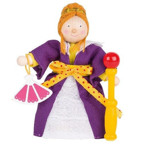 Goki Flexible Puppet Queen - Da Da Kinder Store