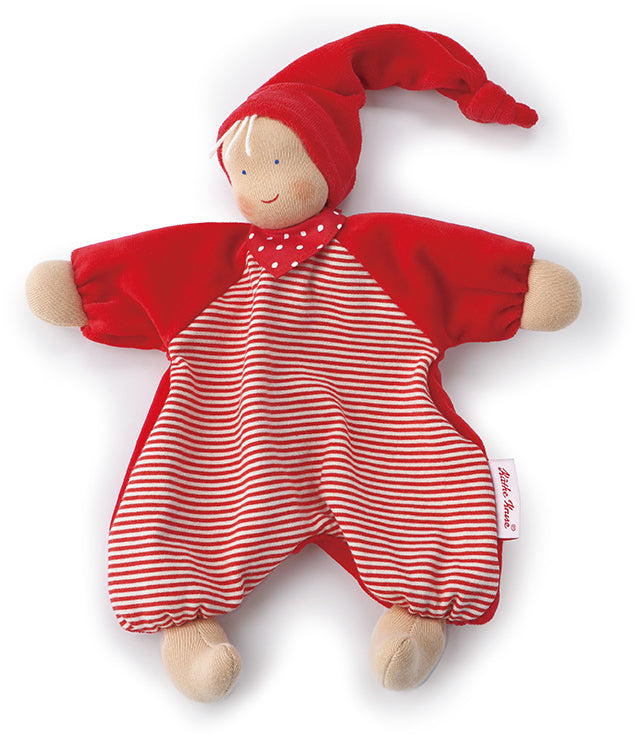 Käthe Kruse Gugguli Doll, Red