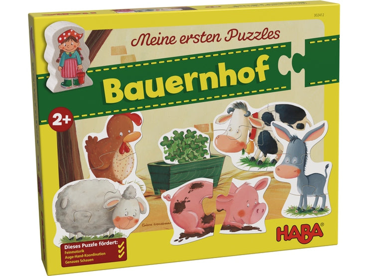 HABA My First Puzzles – Farm