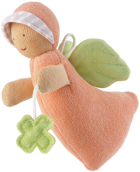 Kathe Kruse Good Luck Angel Grabbing Toy