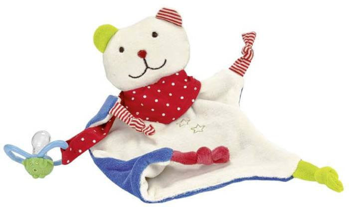 Kathe Kruse Binky Towel Doll Bear