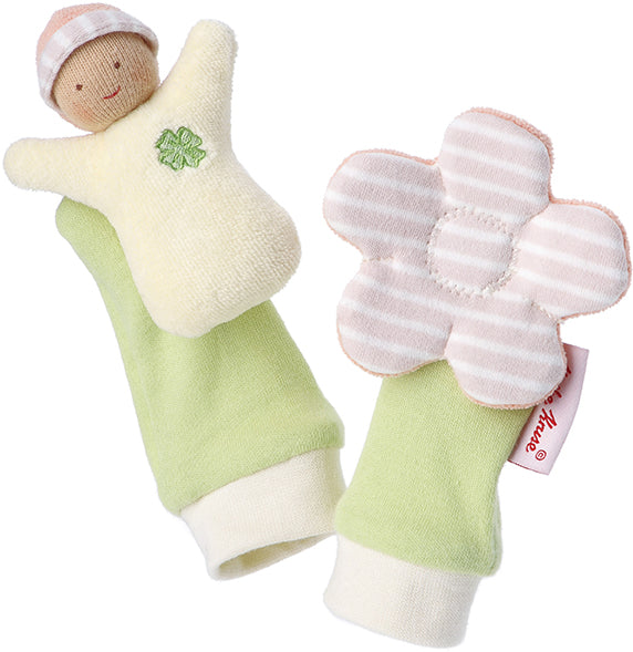 Kathe Kruse Good Luck Angel Activity Socks