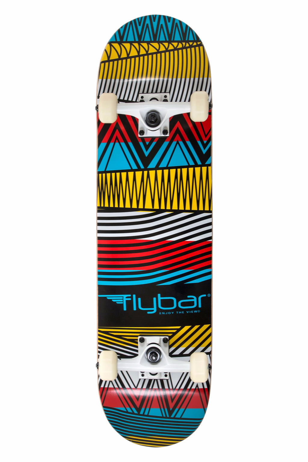 "Flybar 31"" Double Kick Board- Aztec"