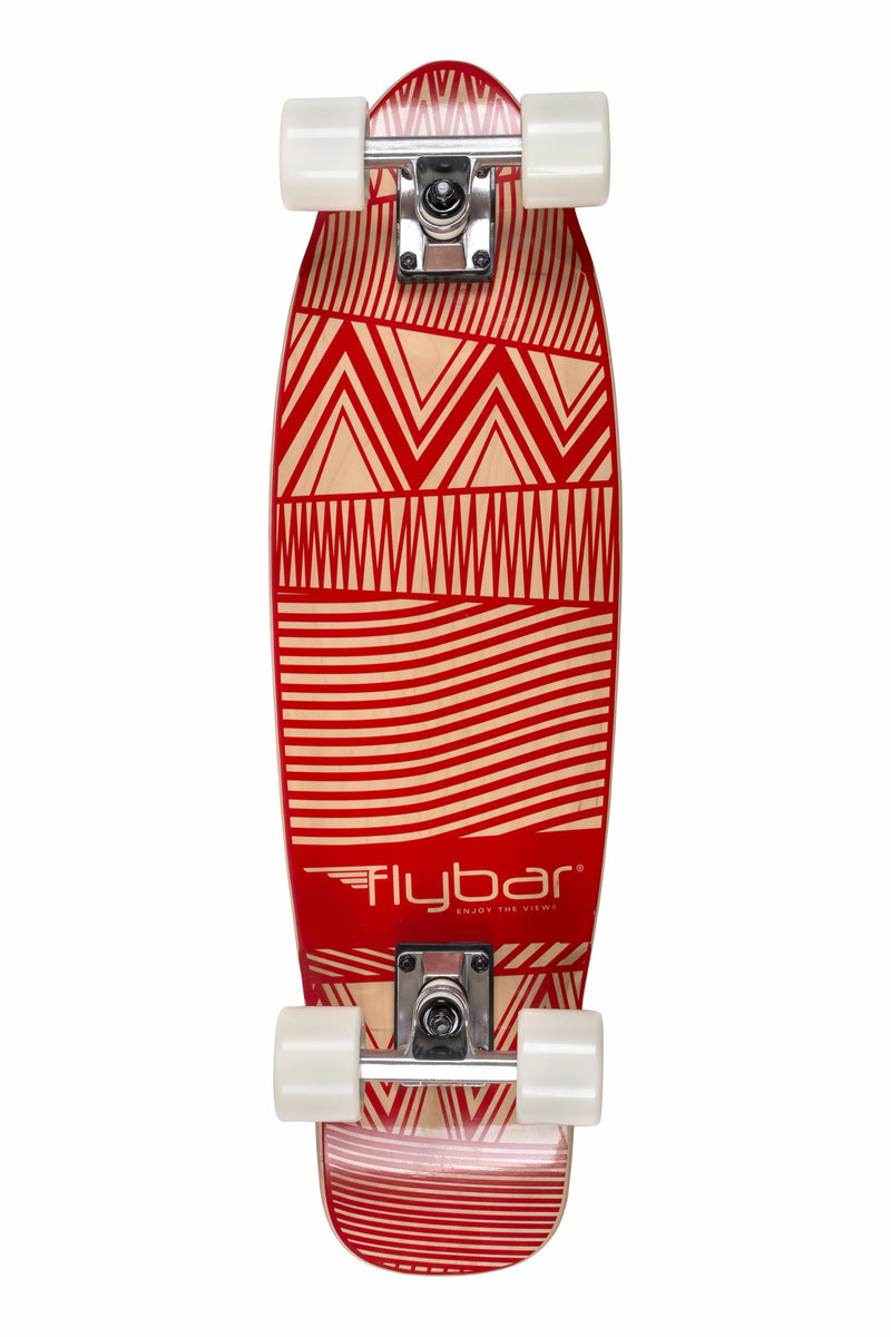"Flybar 27.5"" Cruiser Board- Aztec Wood"
