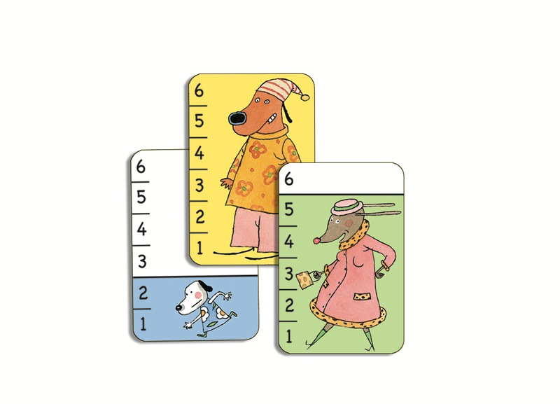 Djeco Playing Cards - Bata-Waf - Da Da Kinder Store