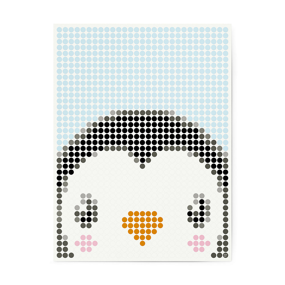 dot on art kids | penguin - Da Da Kinder Store