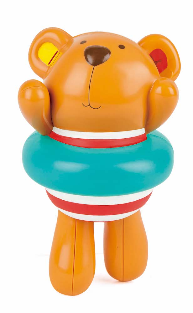 Hape Little Splashers - Swimmer Teddy Wind-Up Toy - Da Da Kinder Store