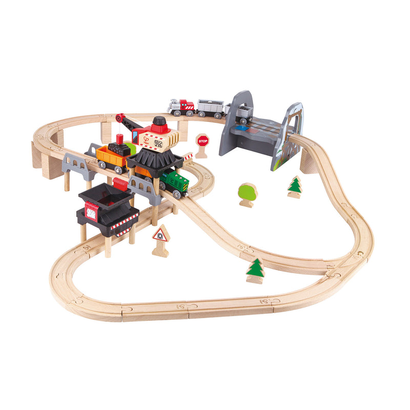 Hape Lift & Load Mining Play Set - Da Da Kinder Store