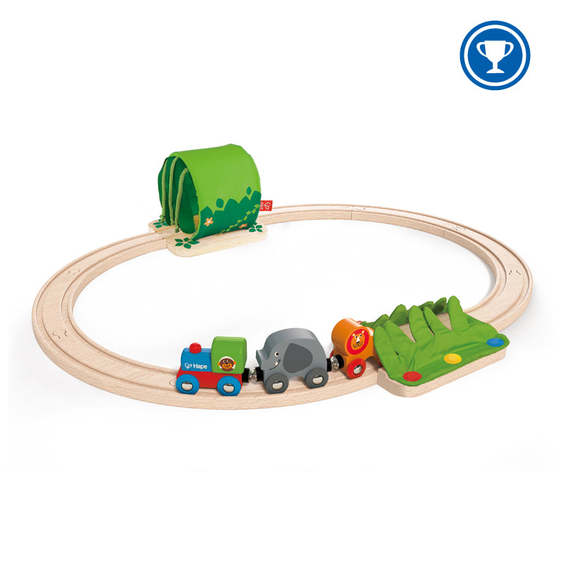 Hape Jungle Train Journey Set - Da Da Kinder Store