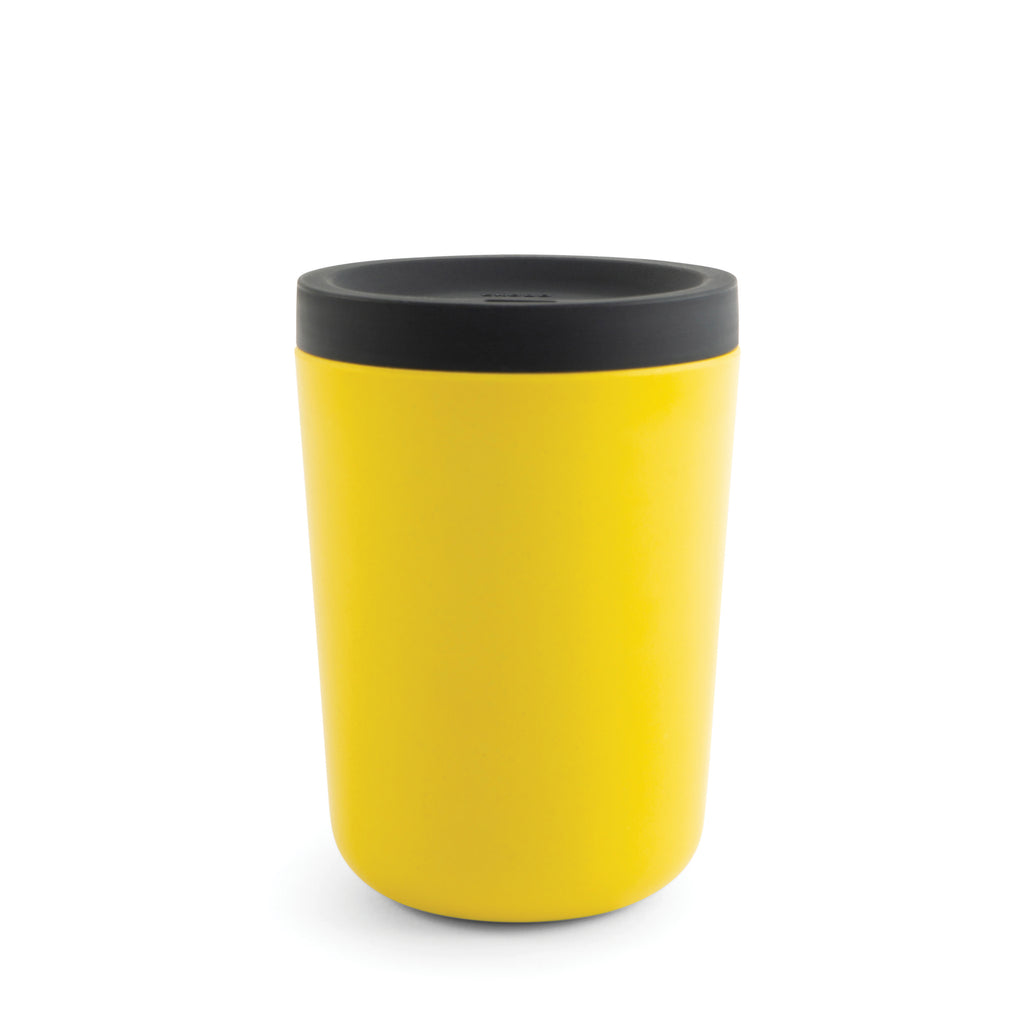EKOBO Go Reusable Takeaway Cup, Lemon - Da Da Kinder Store
