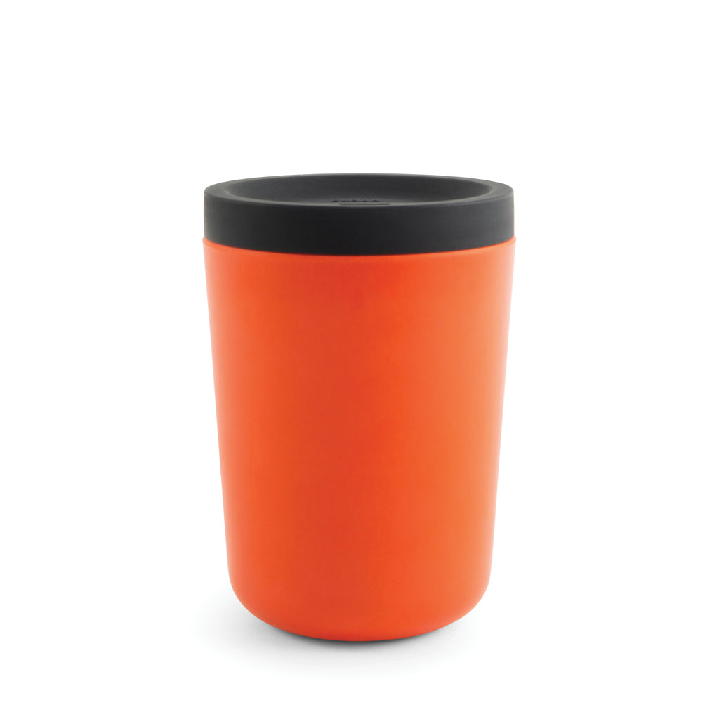 EKOBO Go Reusable Takeaway Cup, Persimmon - Da Da Kinder Store