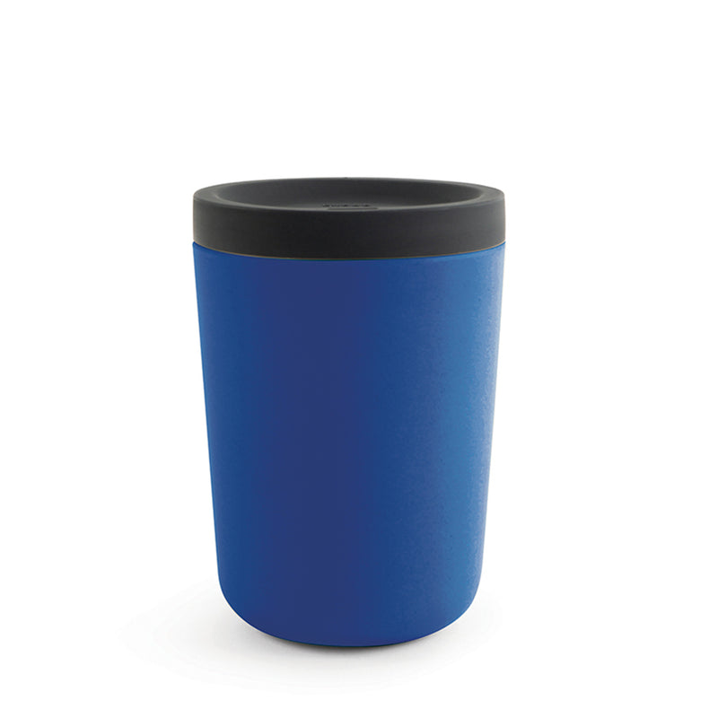 EKOBO Go Reusable Takeaway Cup, Royal Blue - Da Da Kinder Store