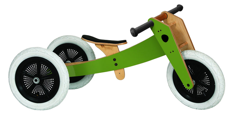 Wishbone Bike 3 in 1 Green - Da Da Kinder Store