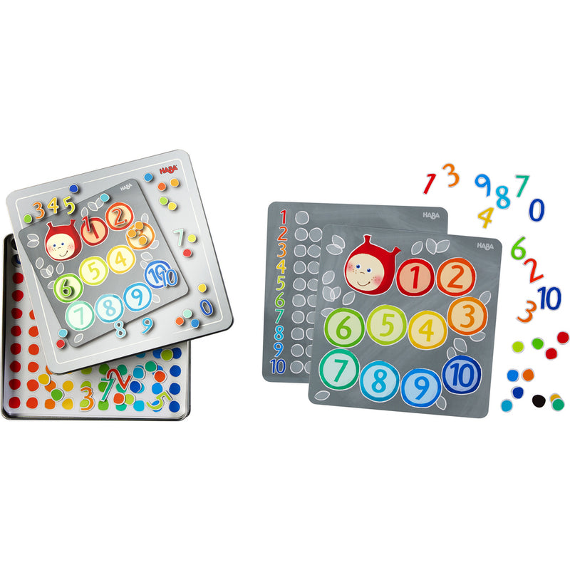 HABA Magnetic game box Numbers - Da Da Kinder Store
