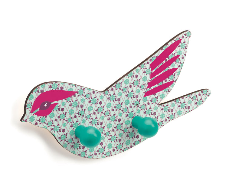 Djeco Coat Hook - Bird