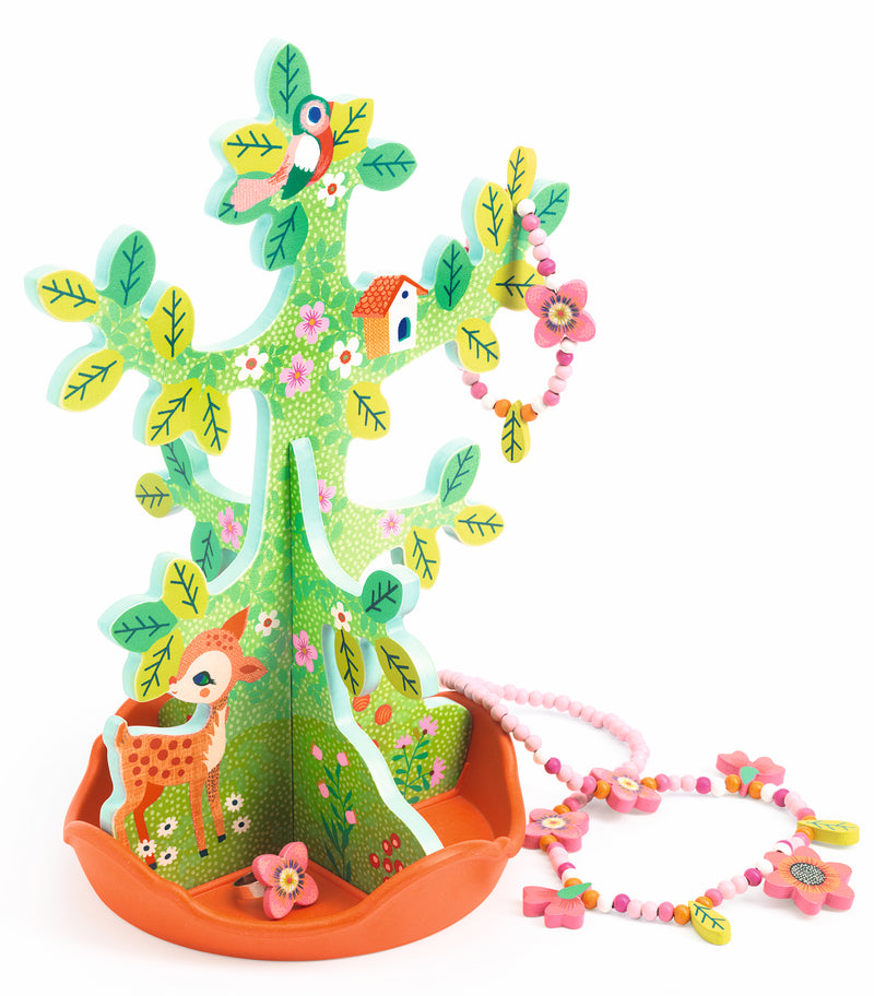 Djeco Jewellery Holder - In The Woods - Da Da Kinder Store