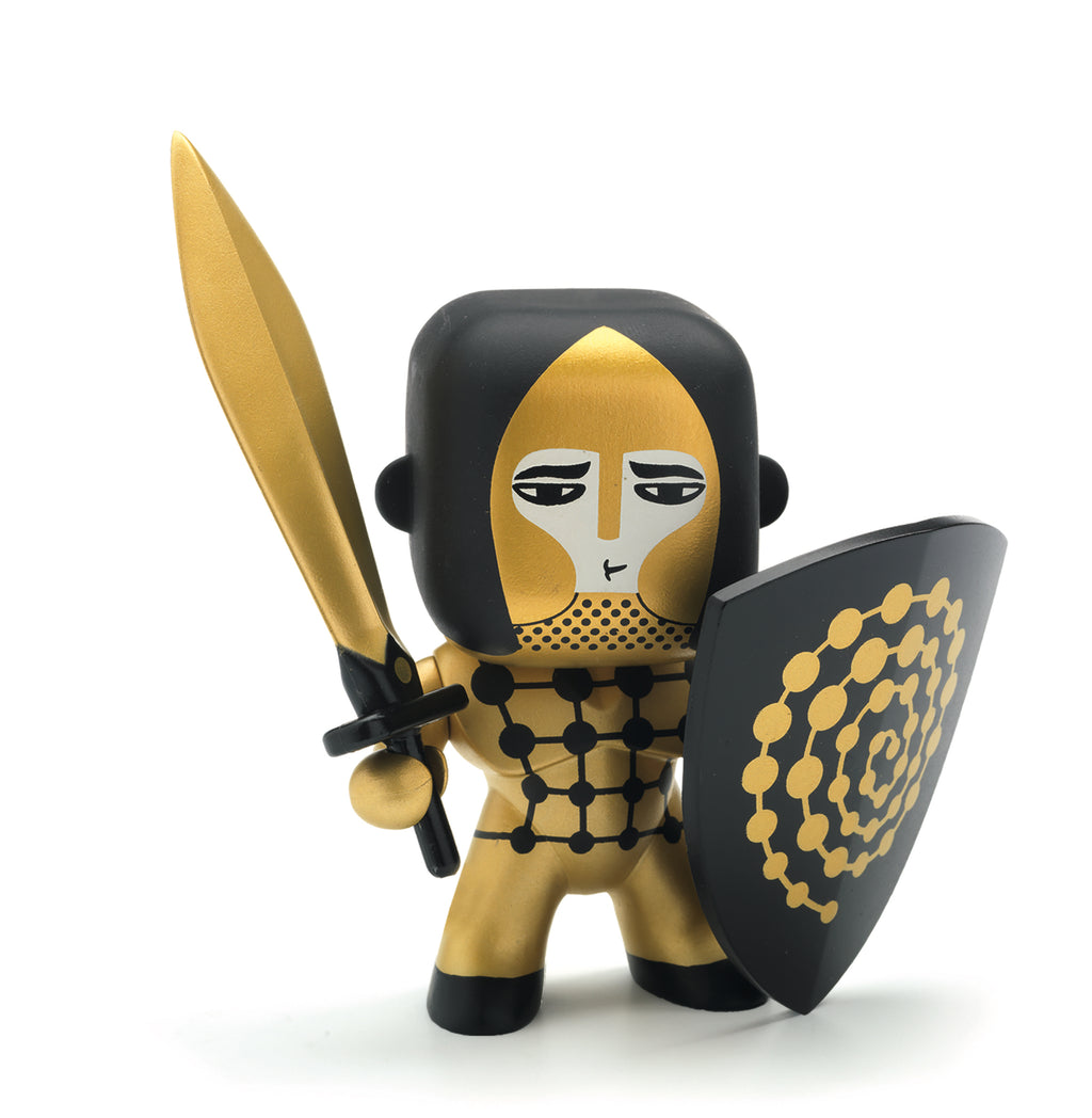 Djeco Arty Toys Knights - Golden Knight