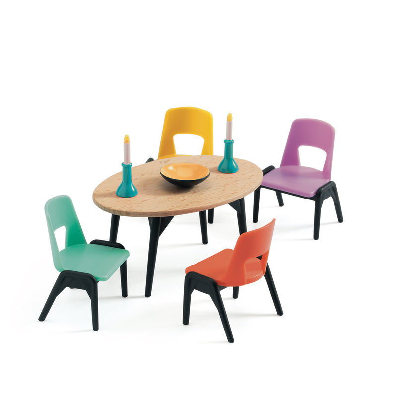 Djeco Furniture - The Dining Room