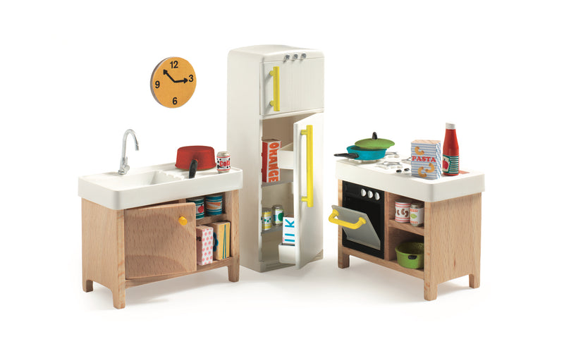 Djeco Furniture - The Kitchen - Da Da Kinder Store