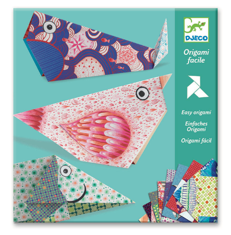 Djeco Origami - Big Animals - Da Da Kinder Store