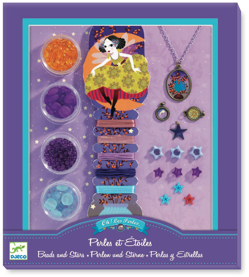 Djeco Oh ! Beads And Stars