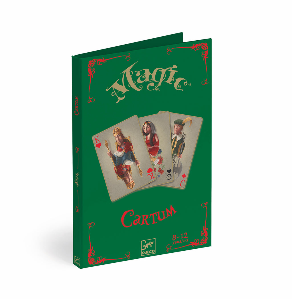 Djeco Magic Trick - Cartum - Da Da Kinder Store