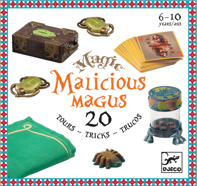 Djeco Magic Box - Malicious Magus