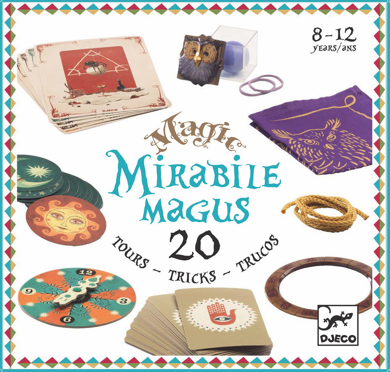 Djeco Magic Box - Mirabile Magus - Da Da Kinder Store