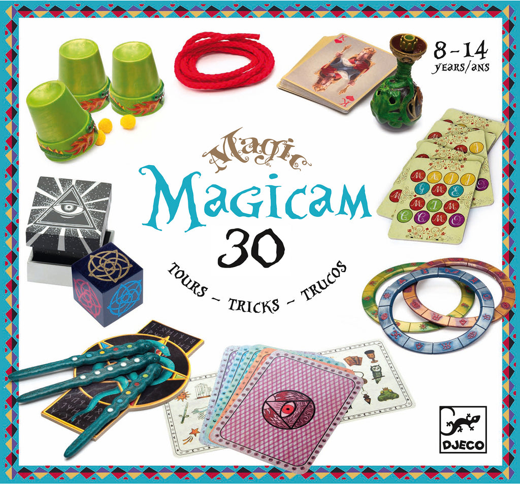 Djeco Magic Box - Magicam