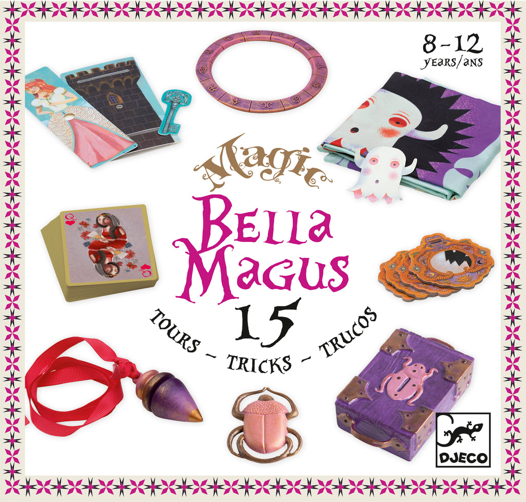 Djeco Magic Box - Bella Magus