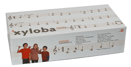 Xyloba Marble Run ~ Melodia Folksongs II