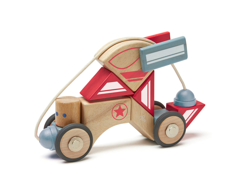 Tegu Dare Skyhook Magnetic Wooden Block (Pack of 17) - Da Da Kinder Store