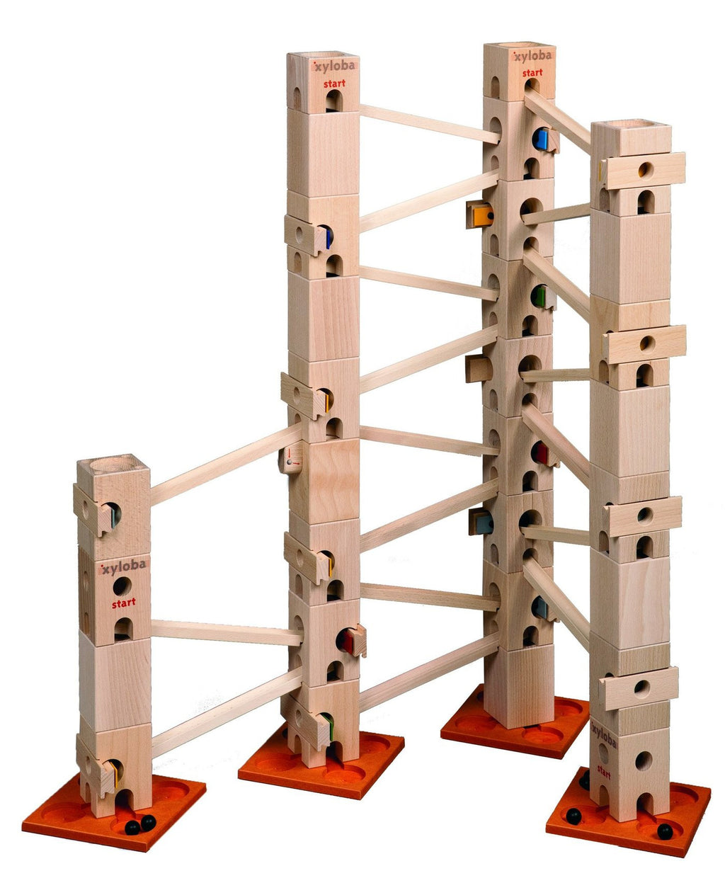 Xyloba Marble Run ~ Extension Set Orchestra