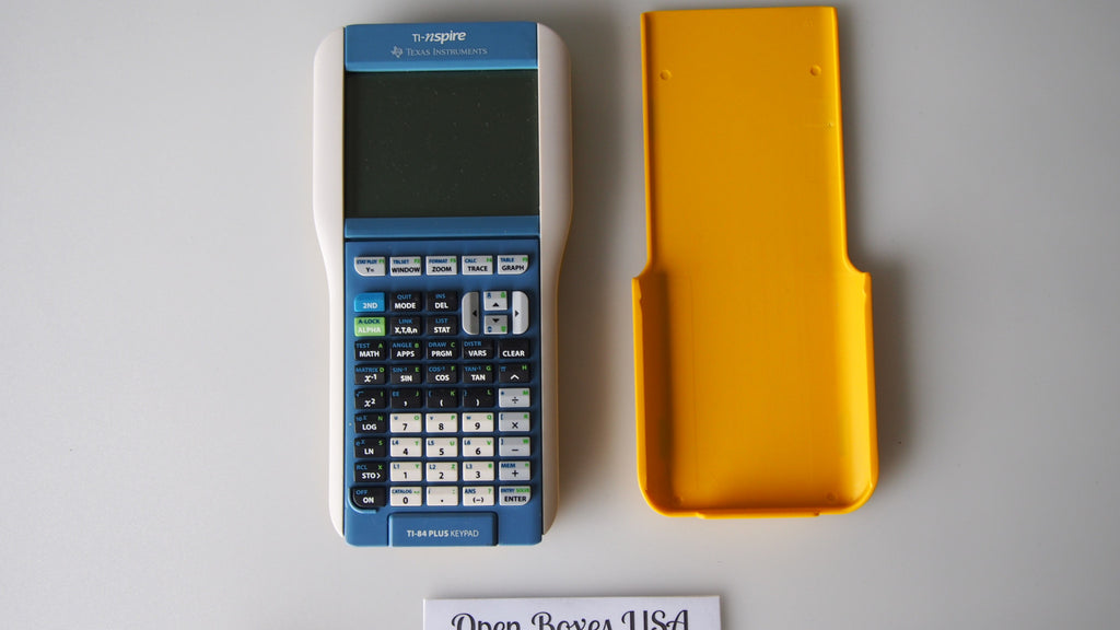 Nspire with TI-84 Plus keypad Graphic Calculator Texas Instruments TI84 Graphing