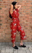 Load image into Gallery viewer, Camden printed jumpsuit