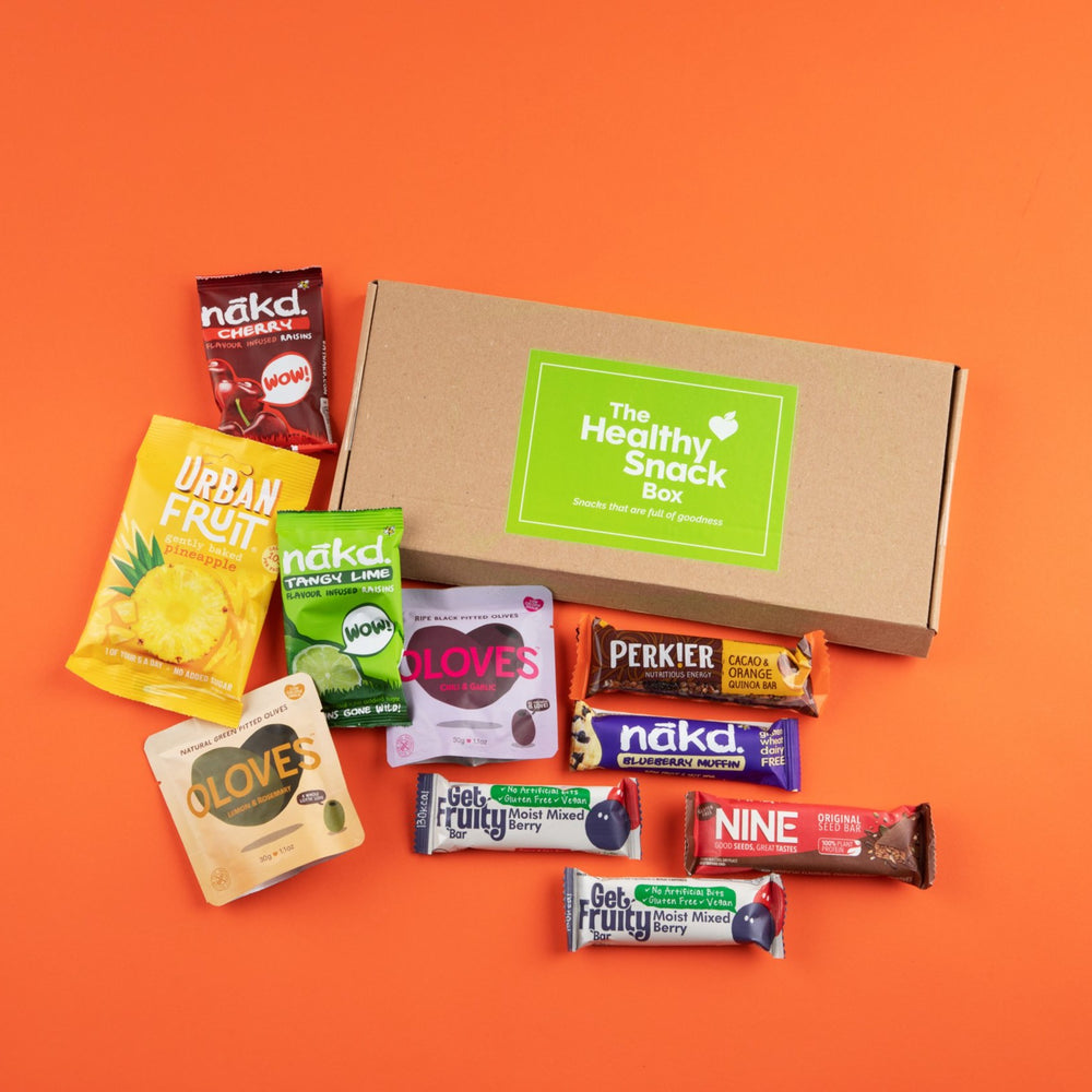 Slim Healthy Snack Box